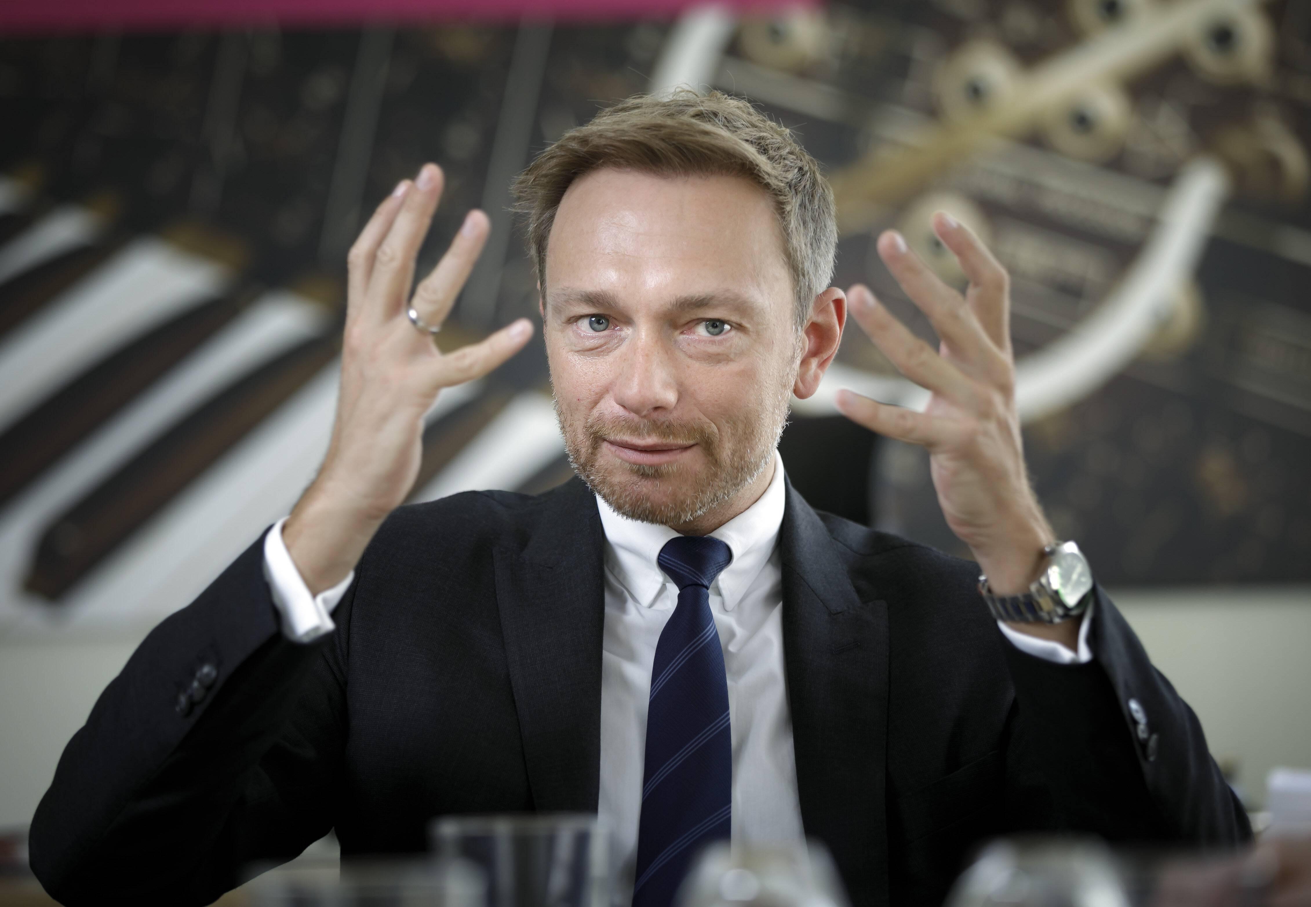 Bild zu Christian Lindner, FDP, Spitzenkandidat, Bundestagswahl