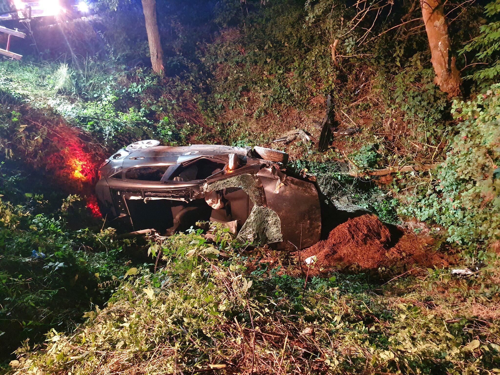 Bild zu Auto wählt nach Unfall den Notruf