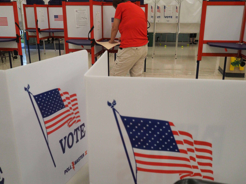 Bild zu Hochrechnungen werden bei der US-Wahl 2020 ab 1 Uhr deutscher Zeit erwartet.