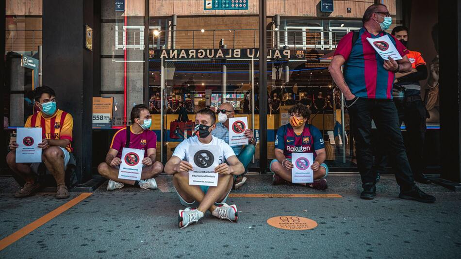 La Liga gibt Barça im Konflikt mit Messi Recht