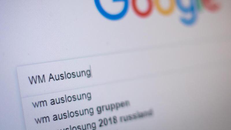 Google-Suchbegriff des Jahres