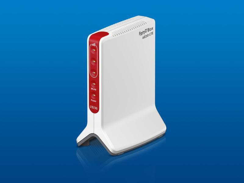 Bild zu Fritzbox-Router für LTE-Datenfunk