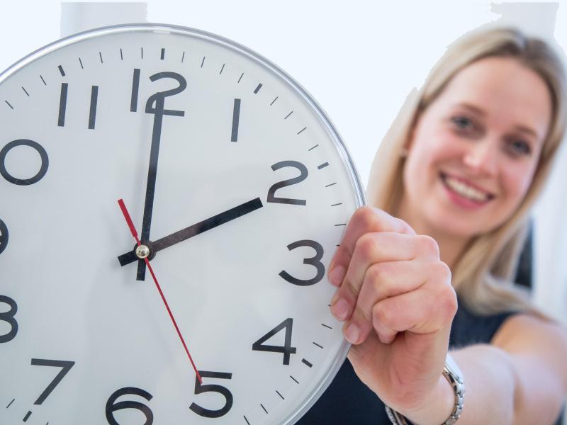 Bild zu Flexible Arbeitszeiten