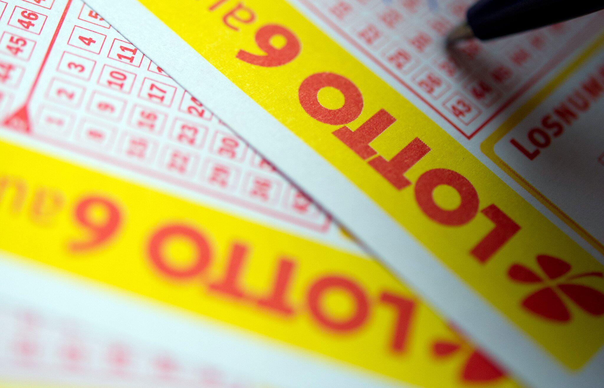 Bild zu Glücksspielbranche - Lotto