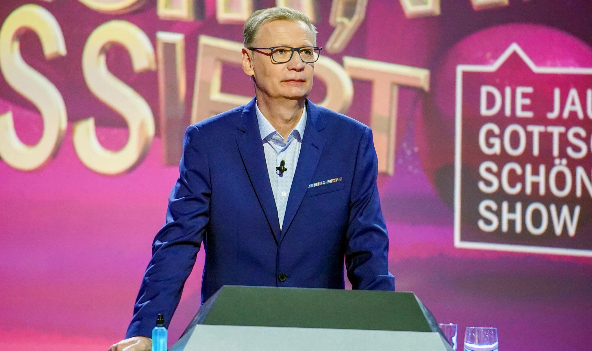 Bild zu Günther Jauch mit Corona infiziert - RTL-Show abgesagt