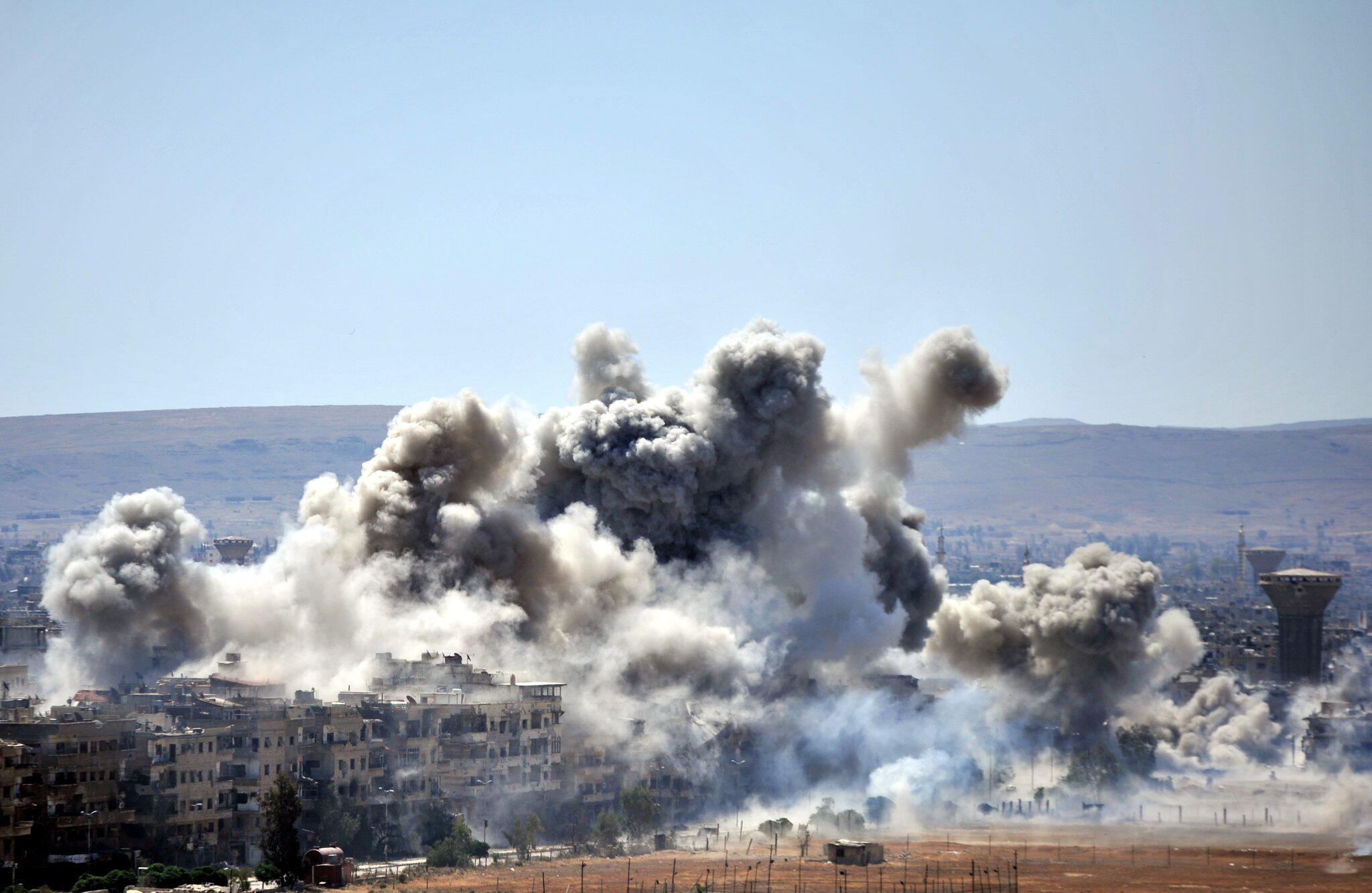 Bild zu Syrien-Konflikt