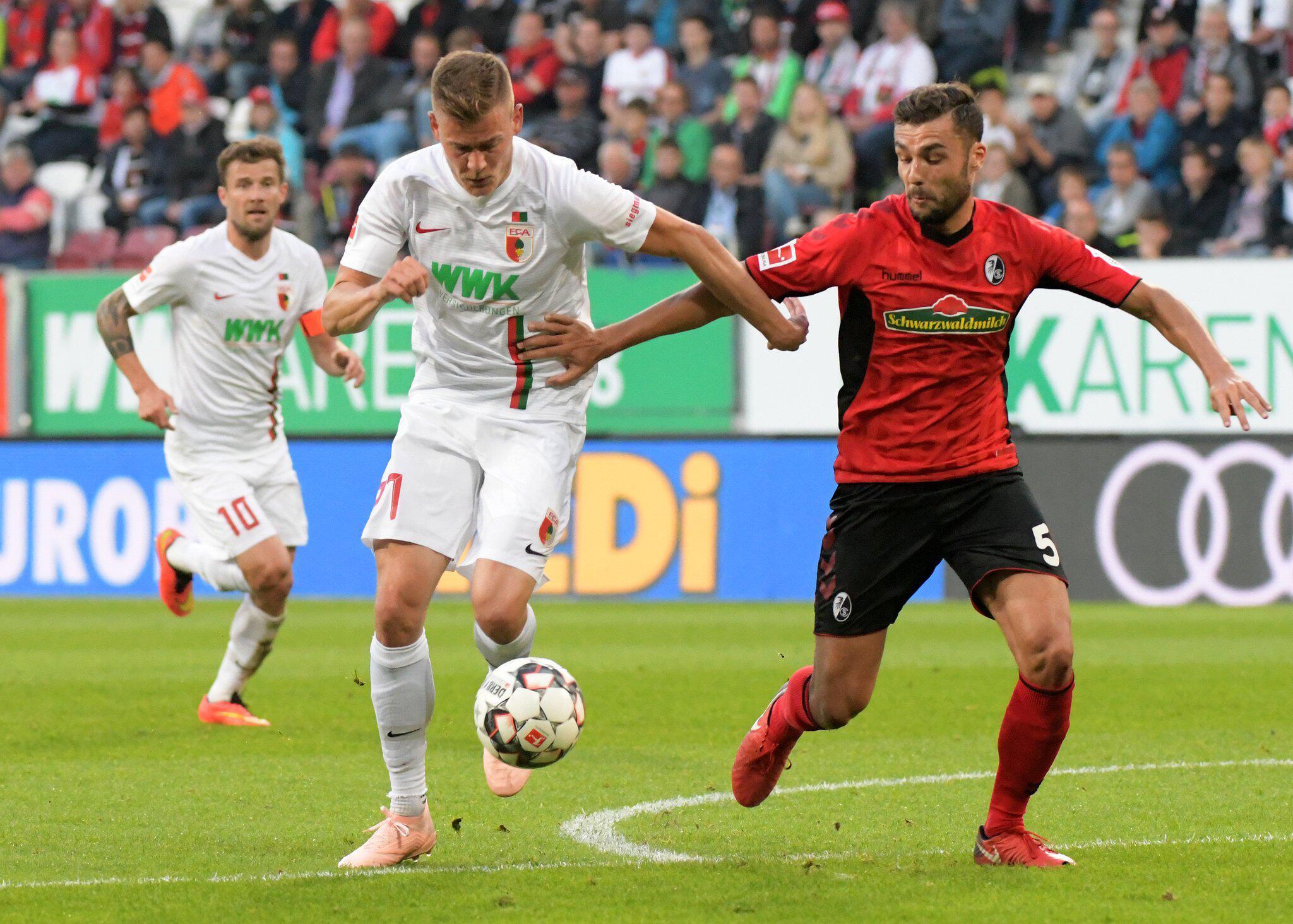Bild zu FC Augsburg - SC Freiburg