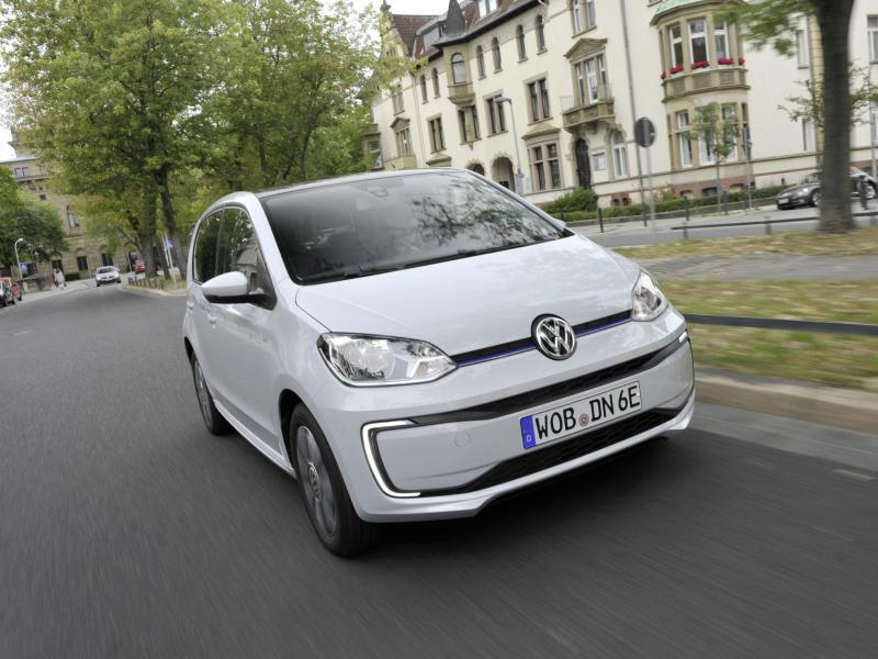 Bild zu Mini-VW eUp