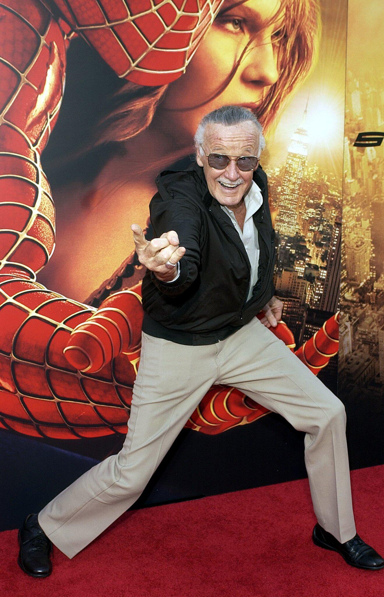 Bild zu Stan Lee