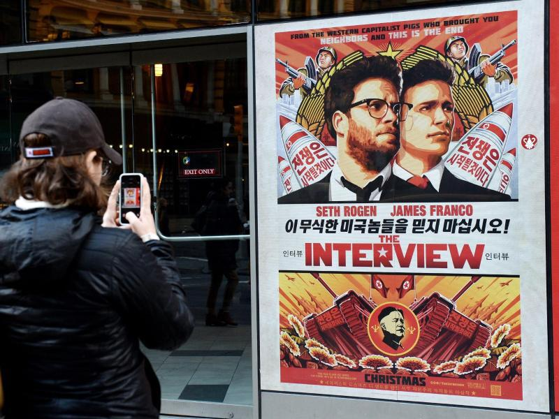 Bild zu Im Fokus: «The Interview»