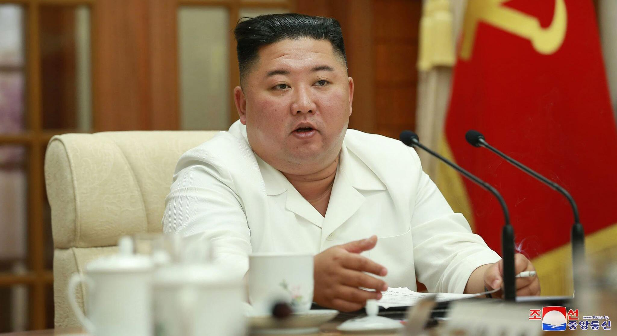Bild zu Sitzung des Politbüros der Partei der Arbeit Koreas