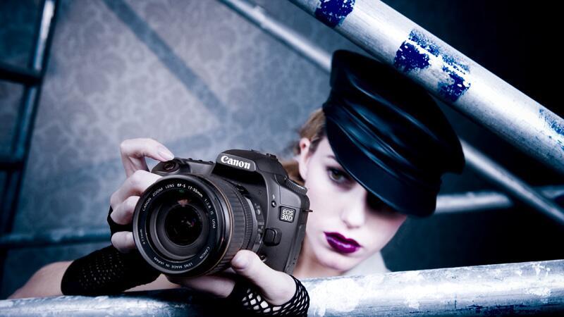 Canon EOS-30 D