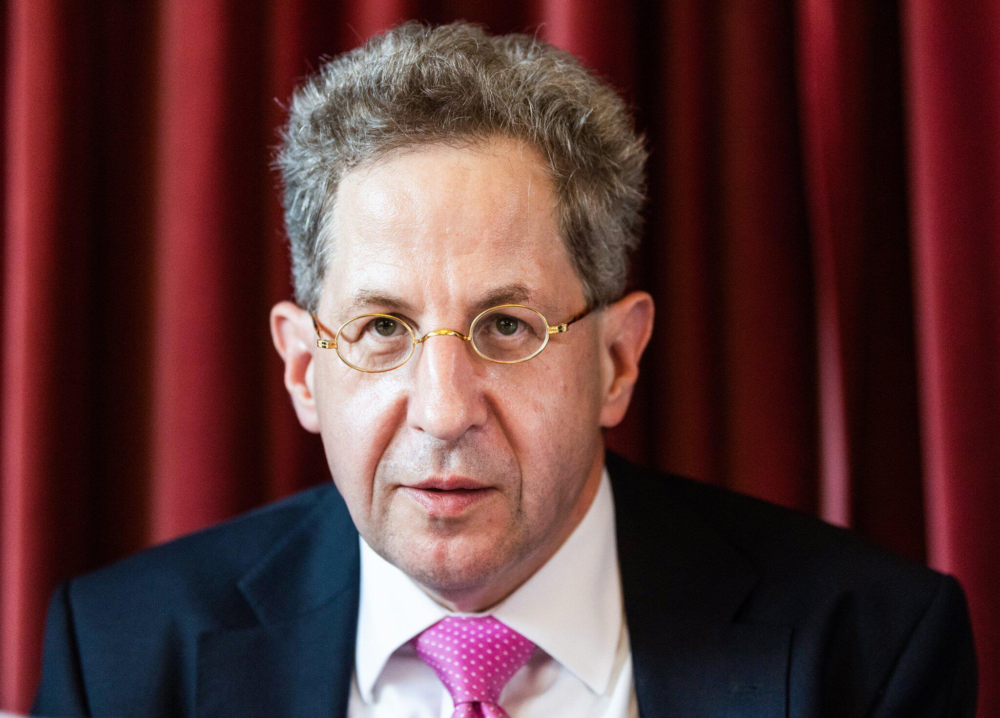 Bild zu Ex-Verfassungsschutz-Chef Maaßen