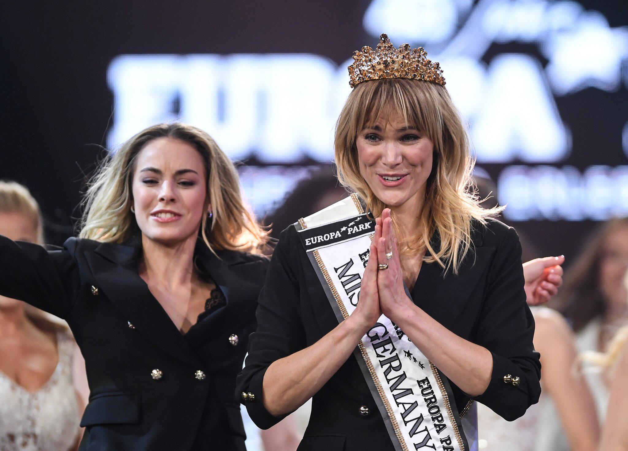 """Bild zu Wahl der """"Miss Germany 2020"""" in Rust"""