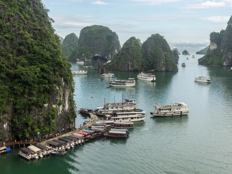 Bild zu Vietnam als Trendziel