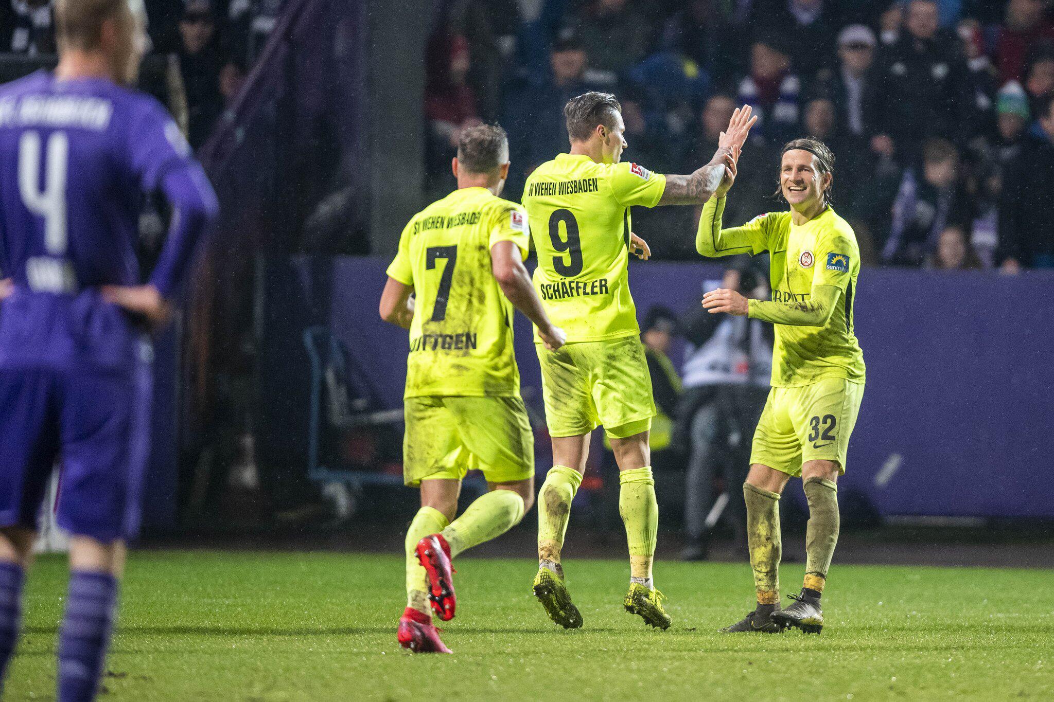 Bild zu VfL Osnabrück - SV Wehen Wiesbaden