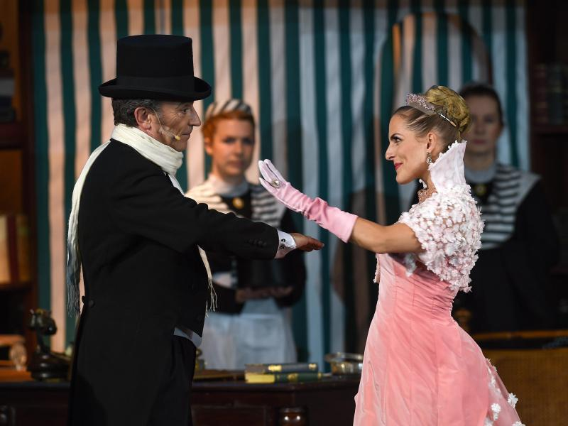 Bild zu «My Fair Lady»