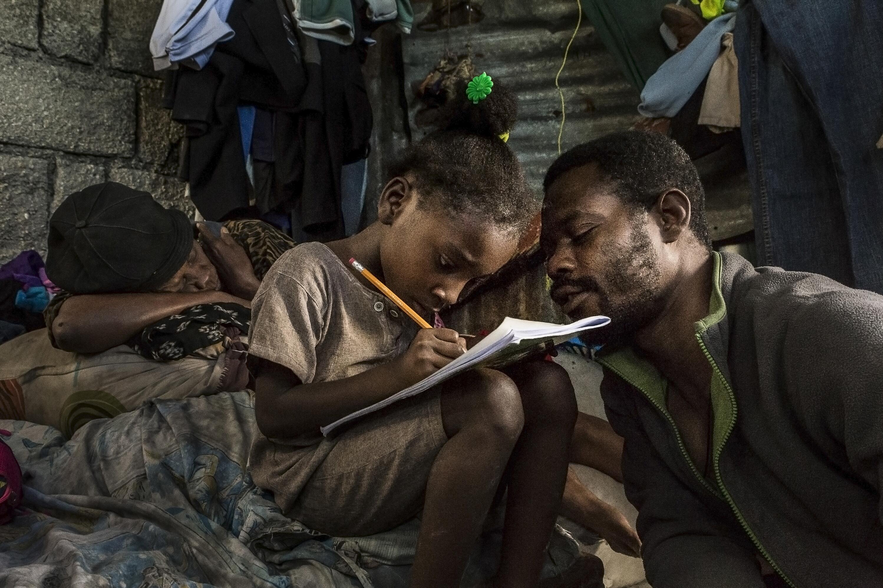 Bild zu Haiti, Slum, Mut, Armut