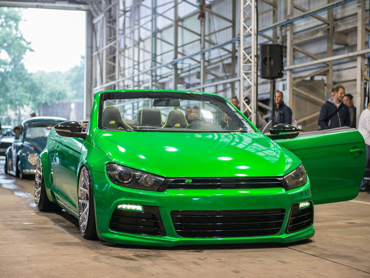 Bild zu Tuning-Messe Essen Motor Show