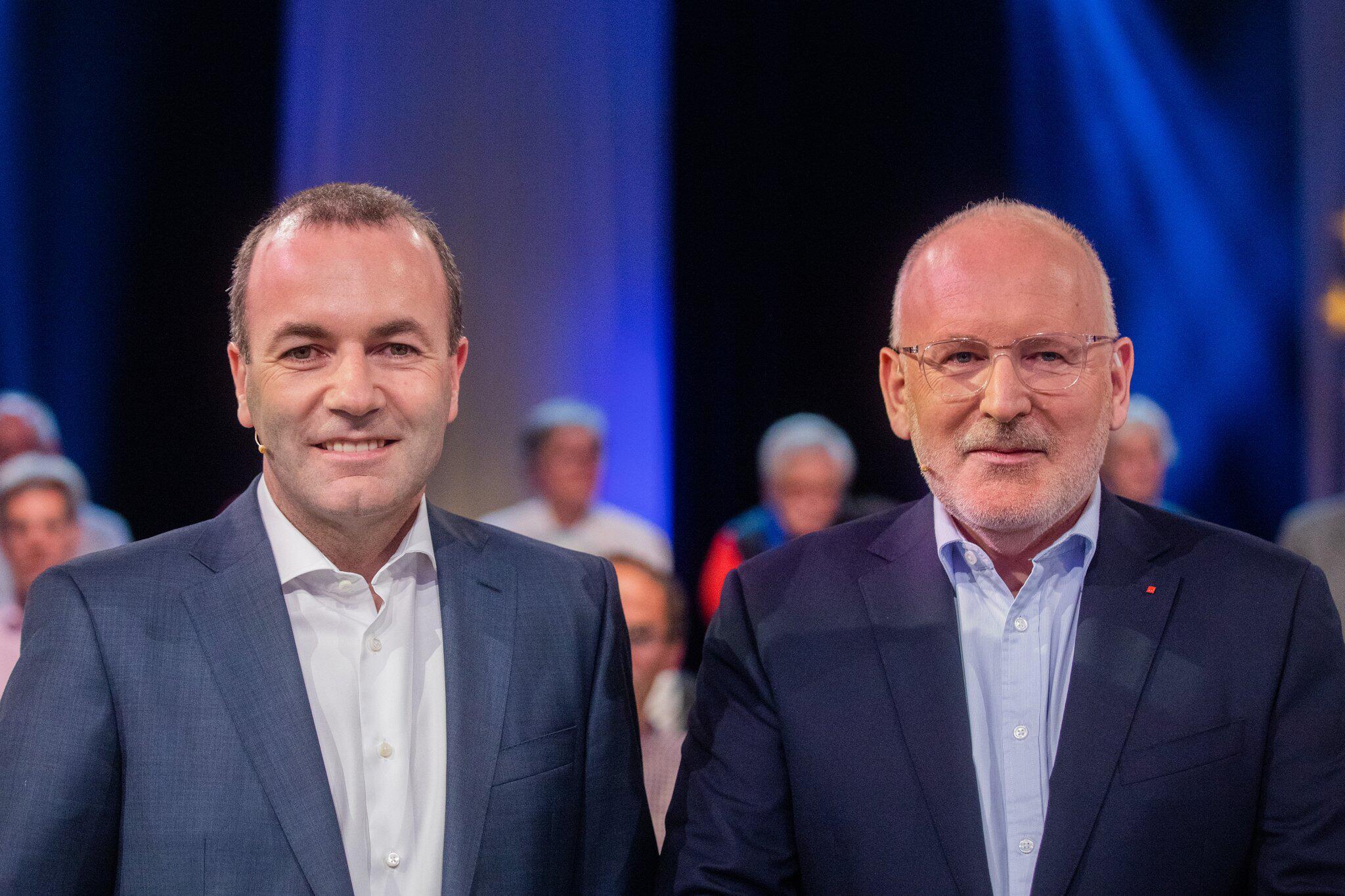 Bild zu Wahlarena zur Europawahl