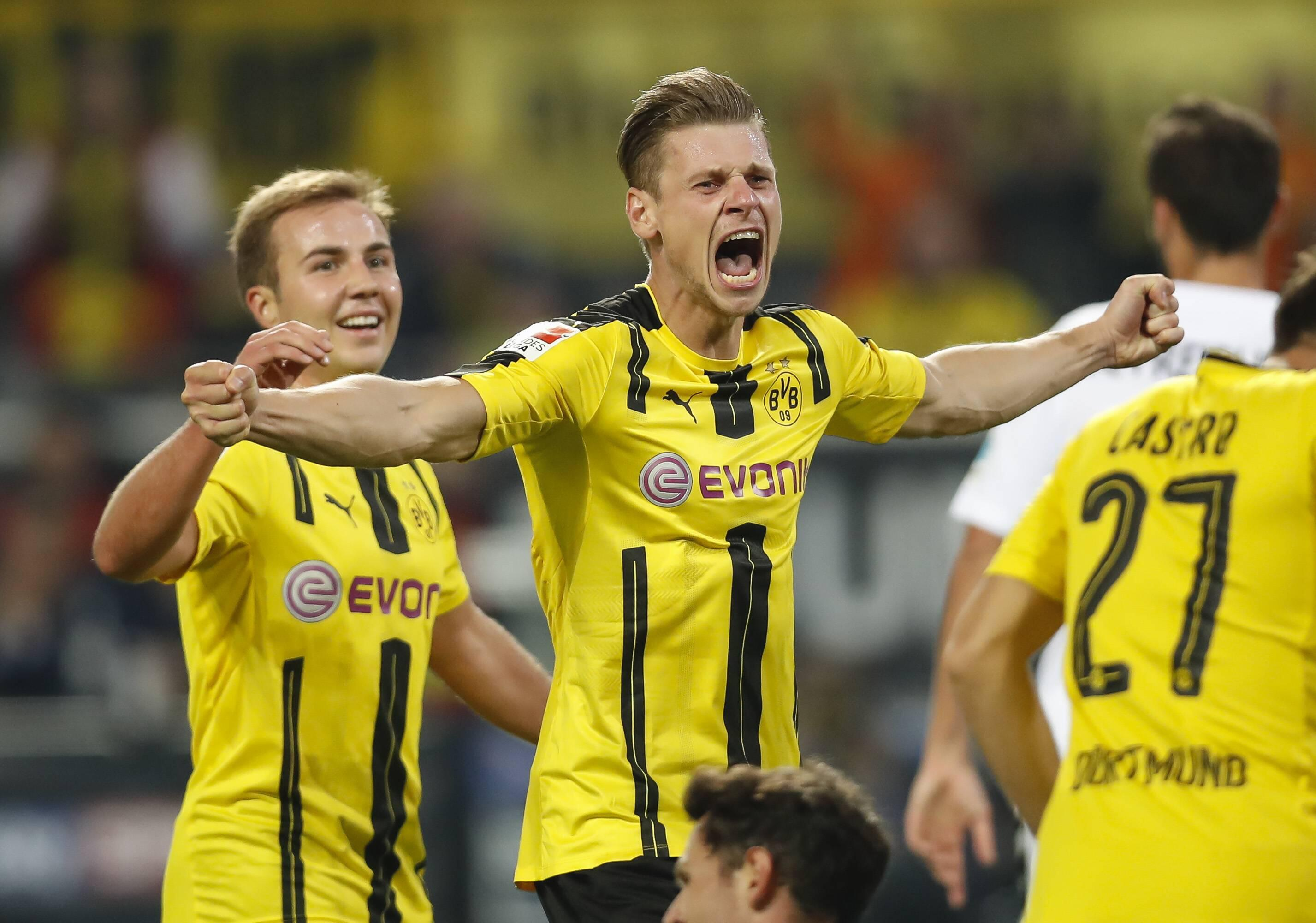 bvb gruppe champions league