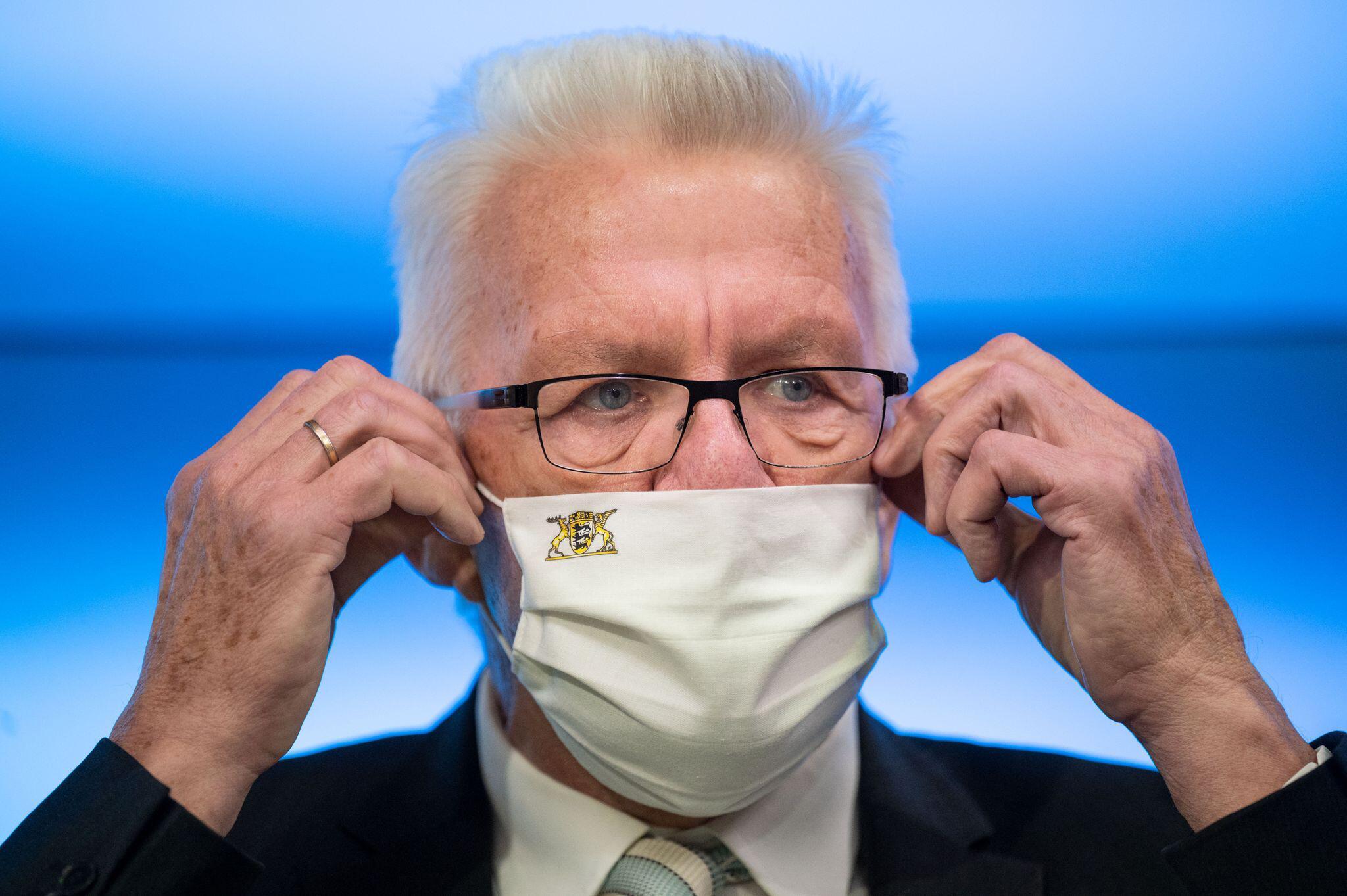 Bild zu Ministerpräsident Winfried Kretschmann