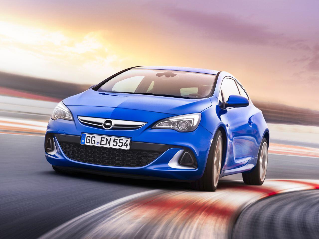 Bild zu 15 Jahre Opel OPC - Werksgetunte Power-Autos aus Rüsselsheim