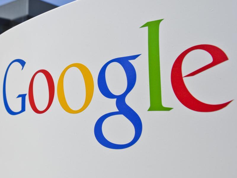 Bild zu Google-Logo