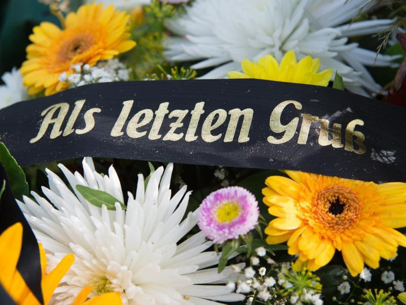 Bild zu Beerdigungsblumen