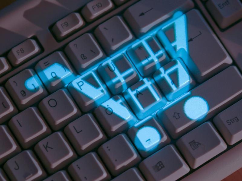 Bild zu Online-Handel