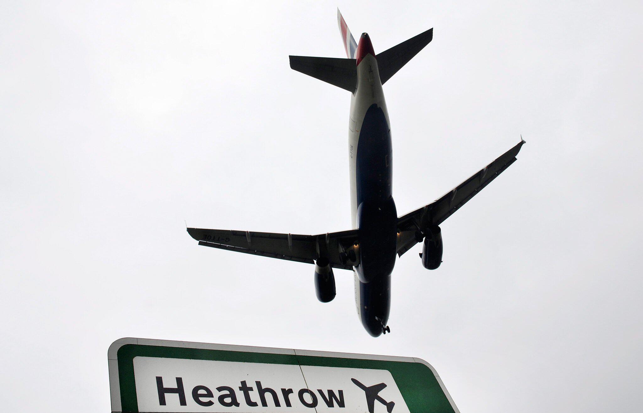 Bild zu Londoner Flughafen Heathrow