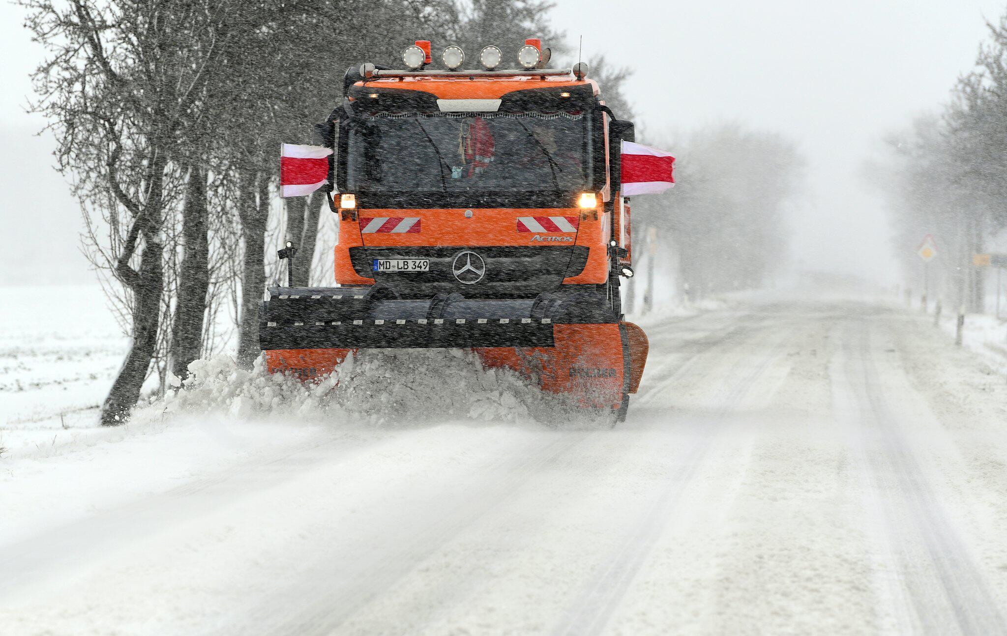 Bild zu Winter in Sachsen-Anhalt