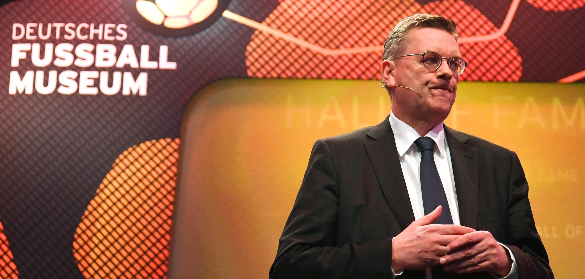 Bild zu Gala for the inauguration of the Hall of Fame of German Football