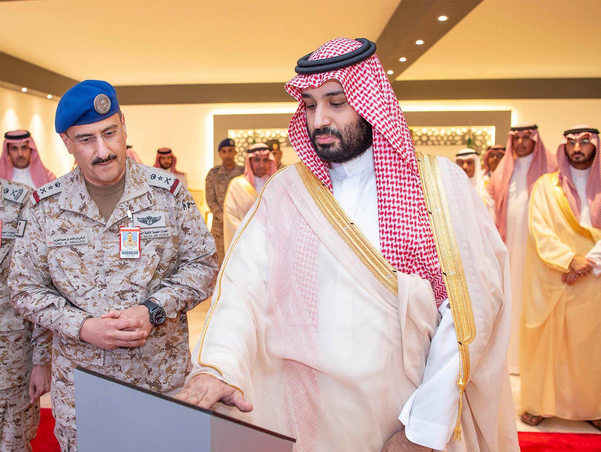 Bild zu Mohammed bin Salman