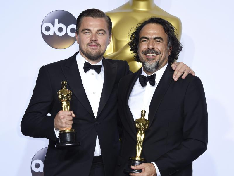 Bild zu Oscars - The Revenant