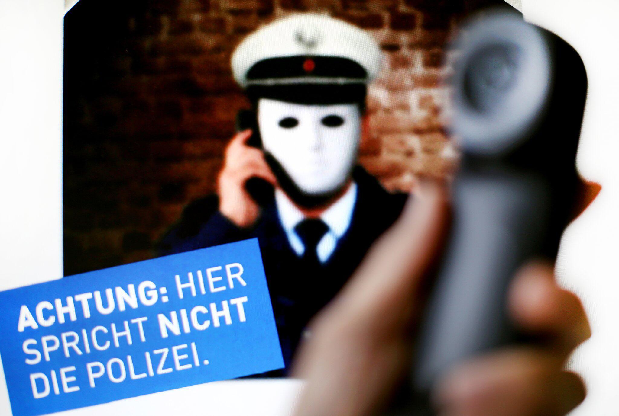 Bild zu Prozesse gegen falsche Polizisten