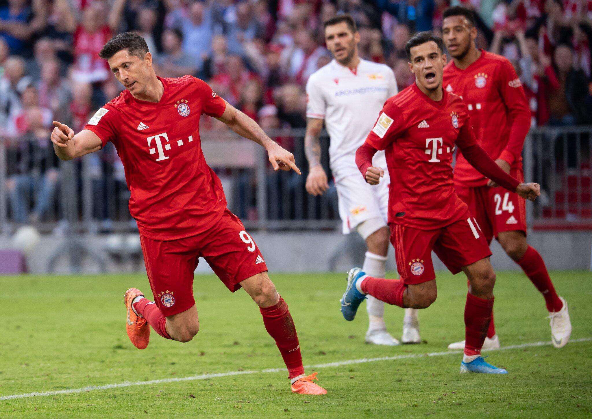 Bild zu Bayern Munich - 1st FC Union Berlin