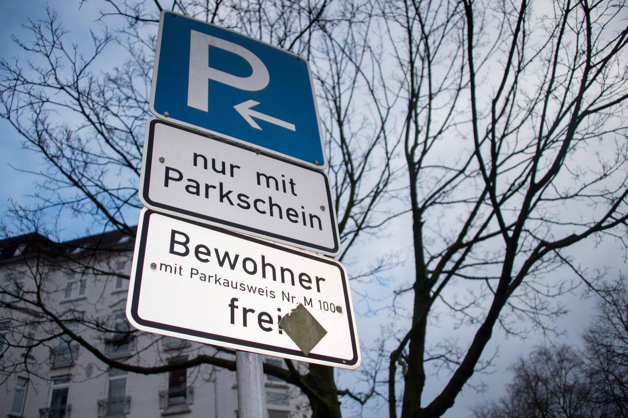 Bild zu Parken