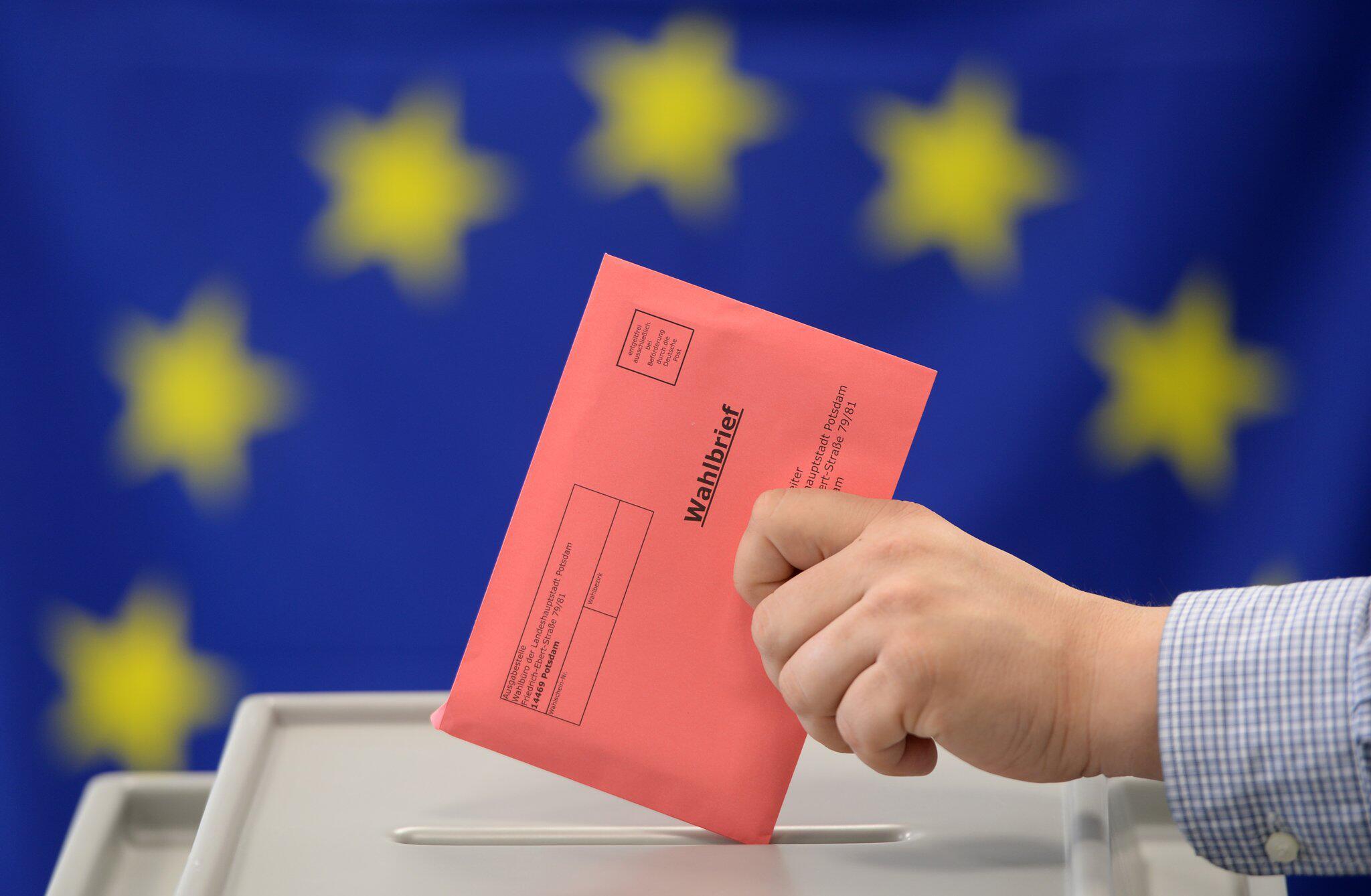 Bild zu Wahlbrief zur Europa-Wahl