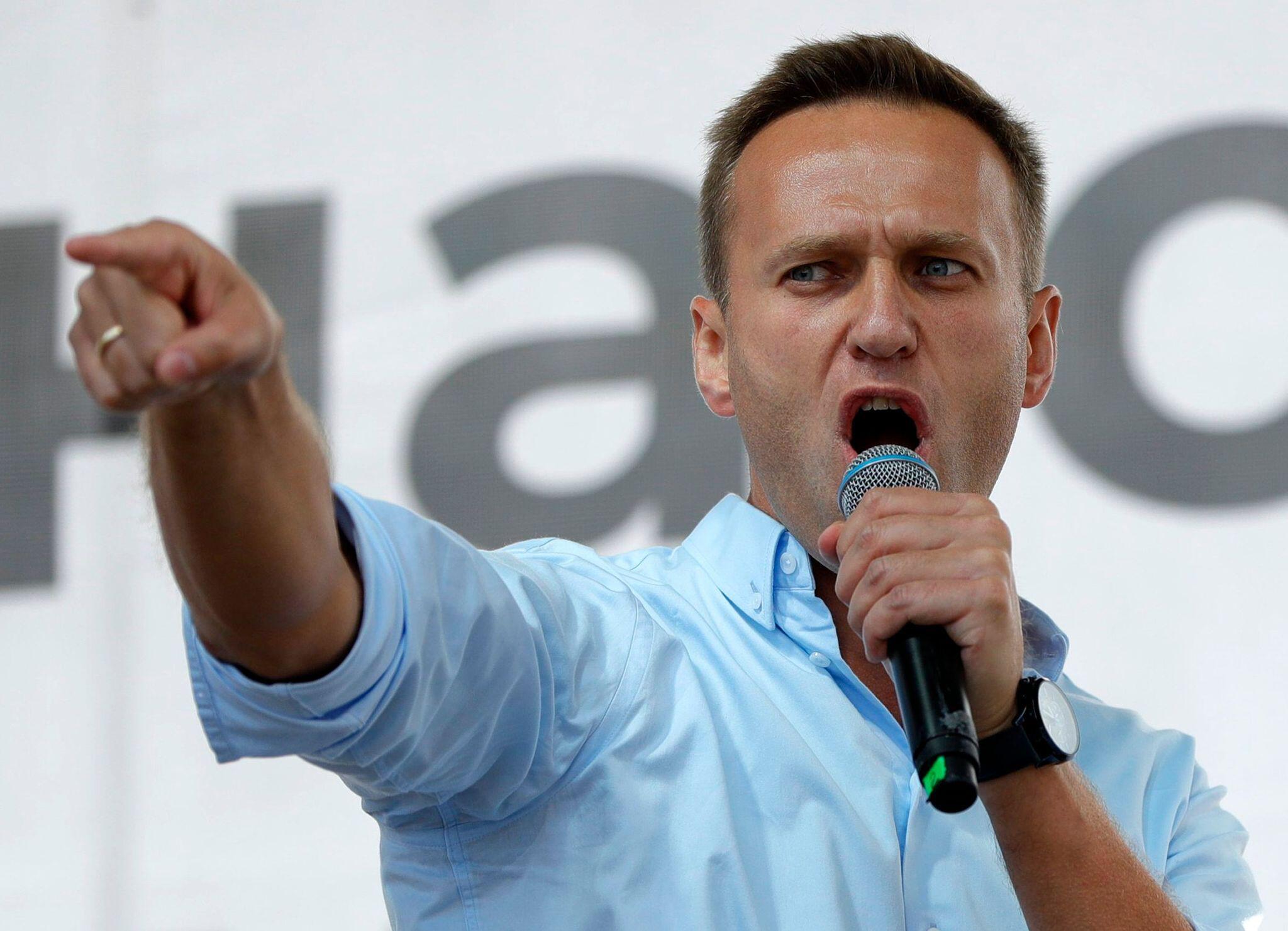 Bild zu Künstliches Koma bei Kremlkritiker Nawalny beendet