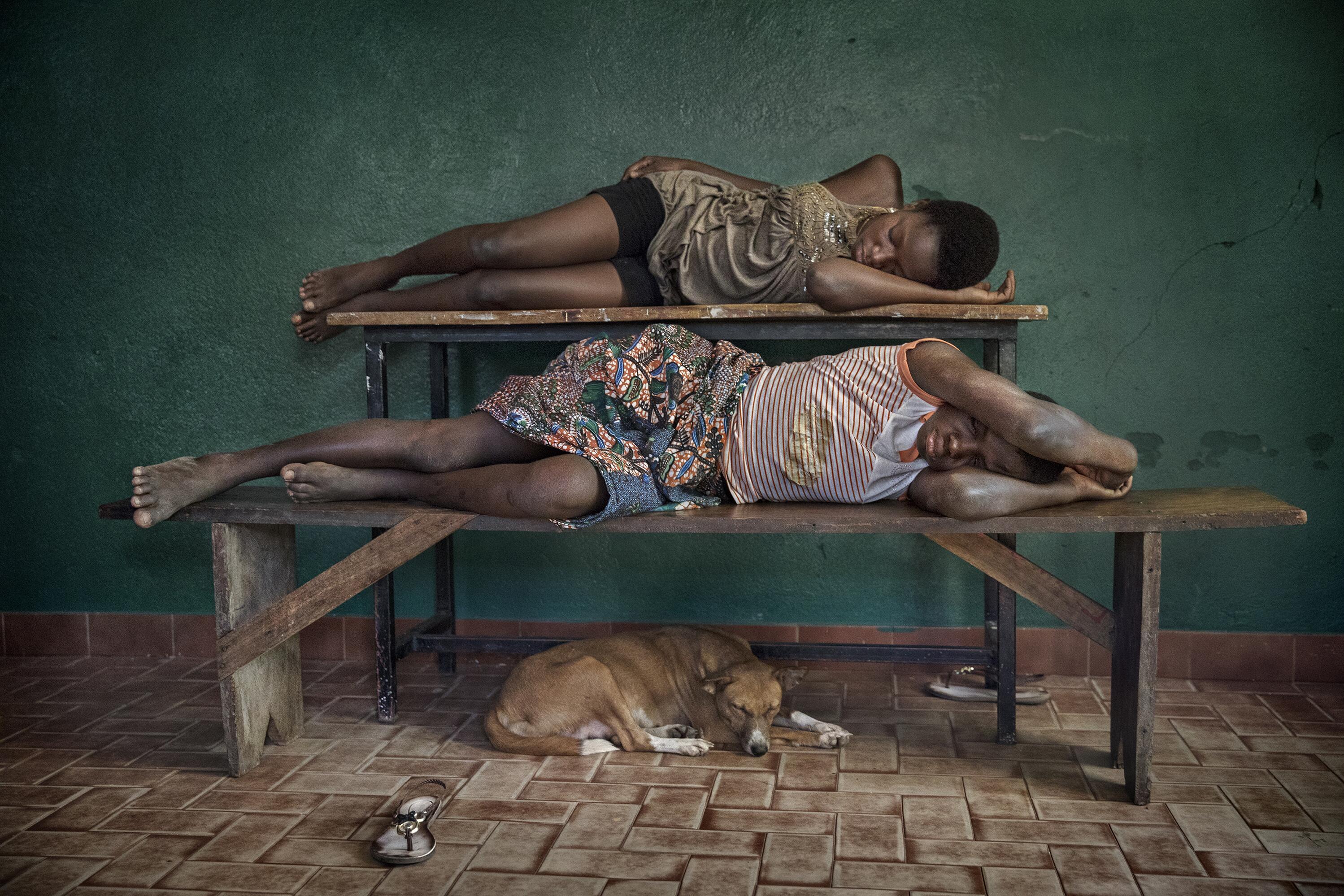 Bild zu Benin, Sklaverei, Sklaven, Kinder