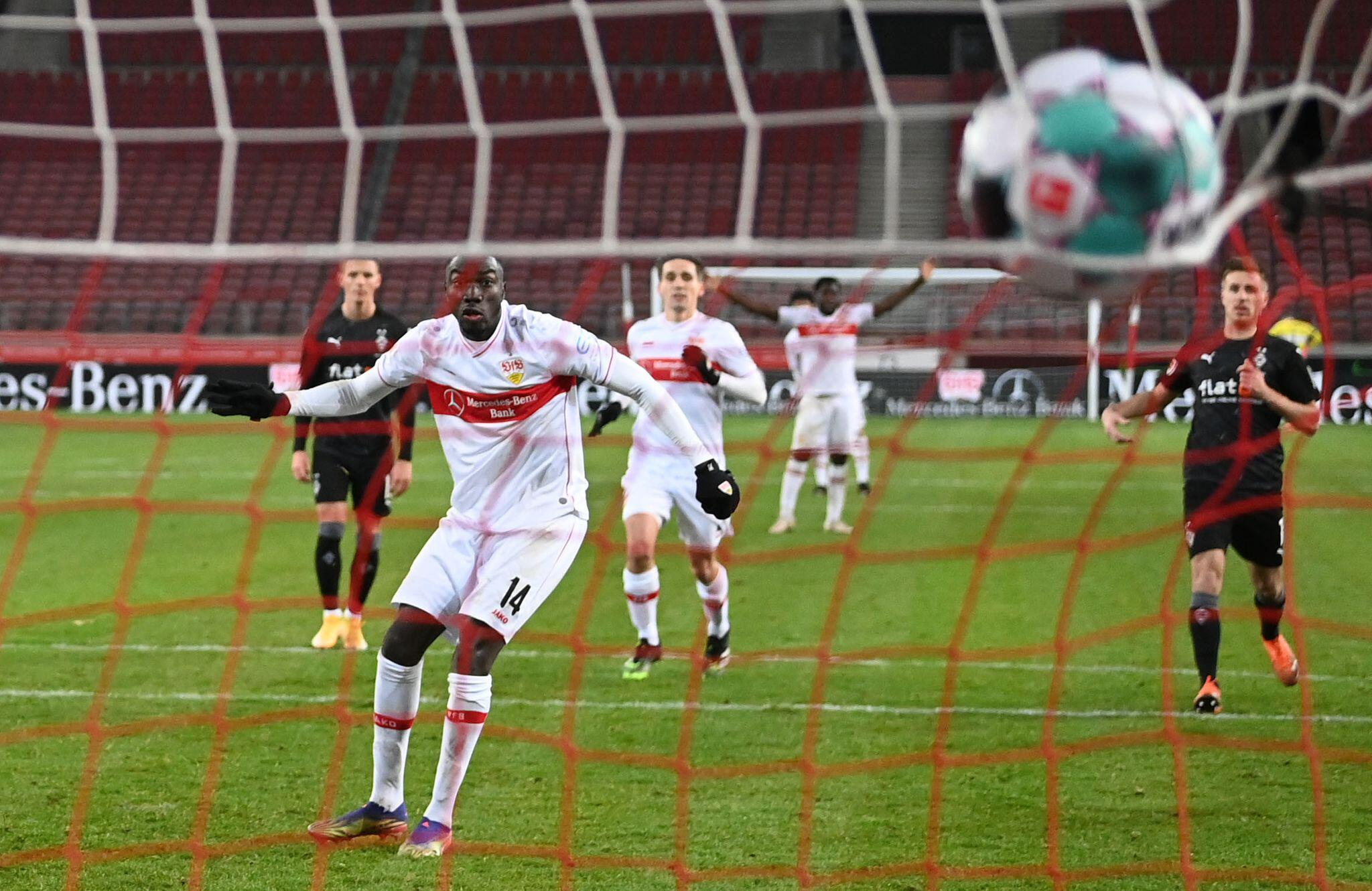 Bild zu VfB Stuttgart - Borussia Mönchengladbach