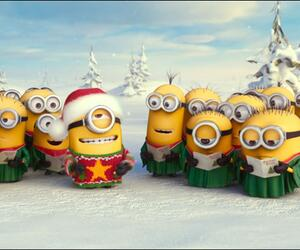 Christmas Clip zu MINIONS