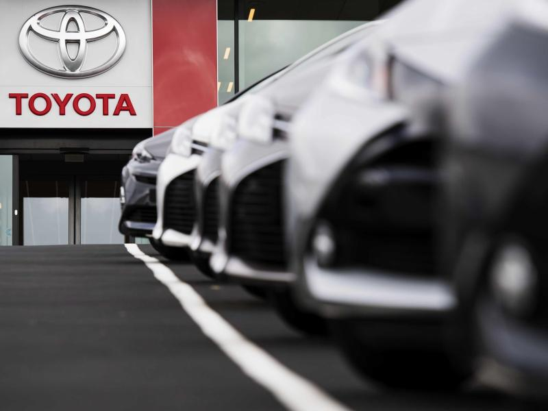 Bild zu Toyota-Händler