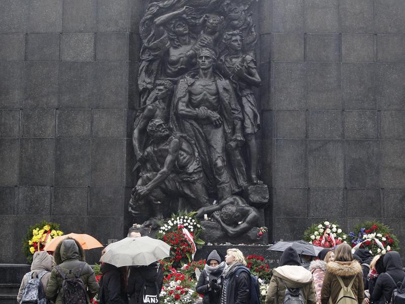 Bild zu Holocaust-Gesetz in Polen