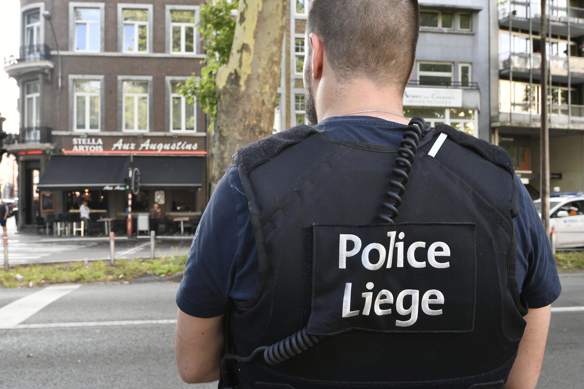 Bild zu Geiselnahme in Belgien