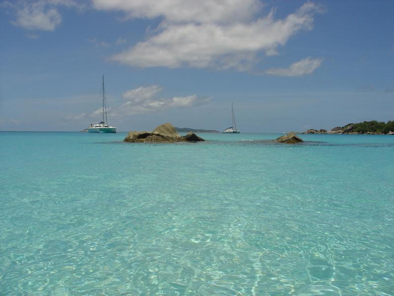 Bild zu Küste der Seychellen