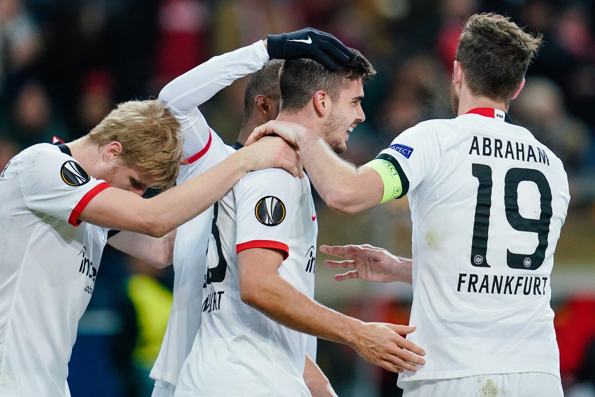 Bild zu RB Salzburg - Eintracht Frankfurt