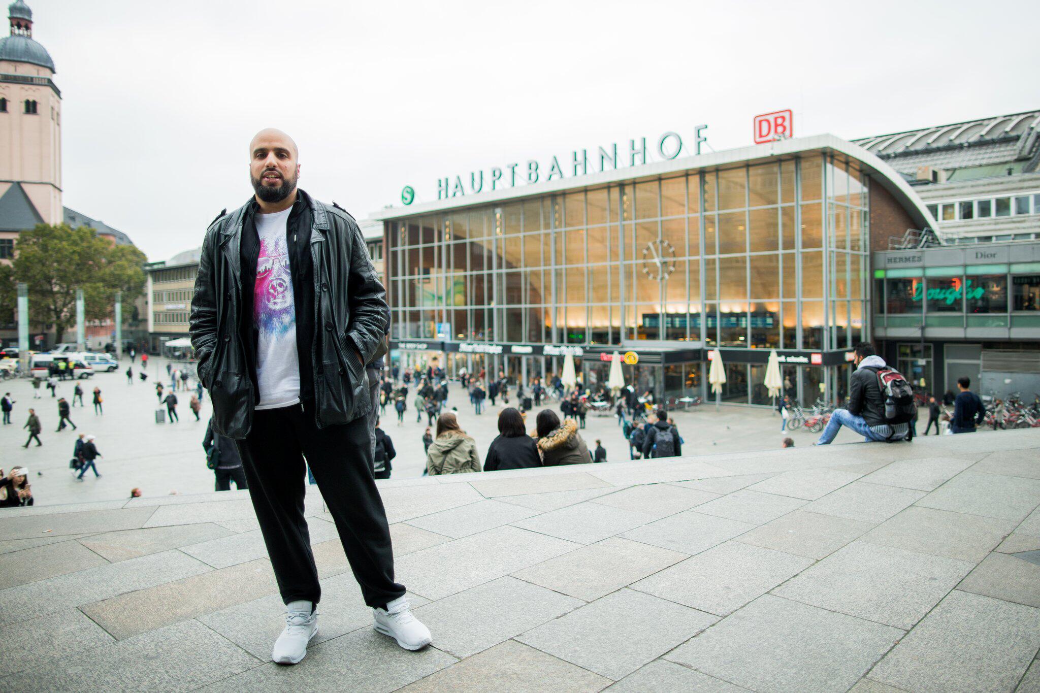 Bild zu Abdelkarim, Köln, Bahnhofsplatz