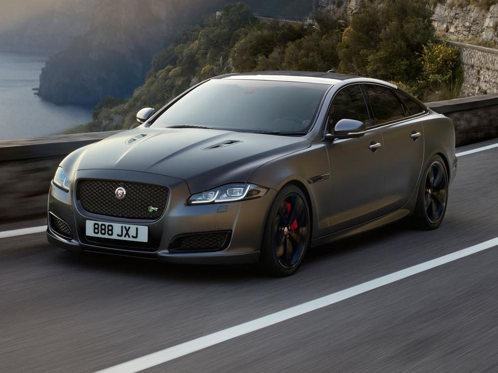 Bild zu Jaguar XJR575